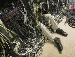 обслуживание сетей