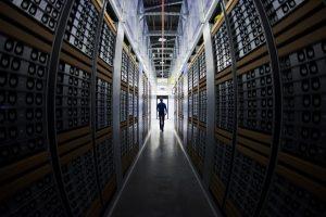 подключение серверов.