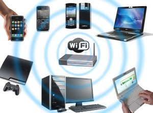 интернет WI-FI