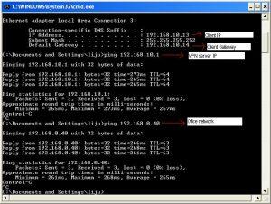 VPN-сервера Windows